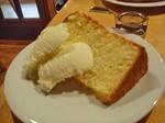 ママの注文したレモンシフォンケーキ