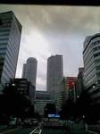 JR名古屋駅セントラルタワーズ  ・・・・・仰々しい名前だが要するに駅ビル